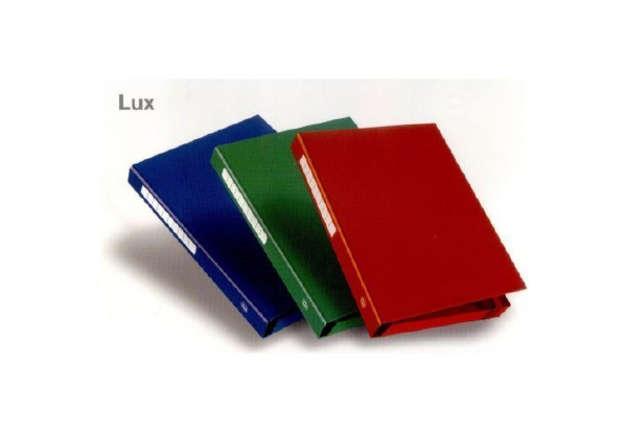 Immagine di Cartelline Lux con elastico dorso 7cm