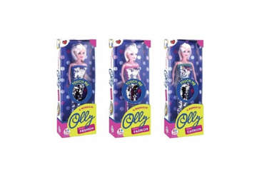 Immagine di Fashion doll con paillettes