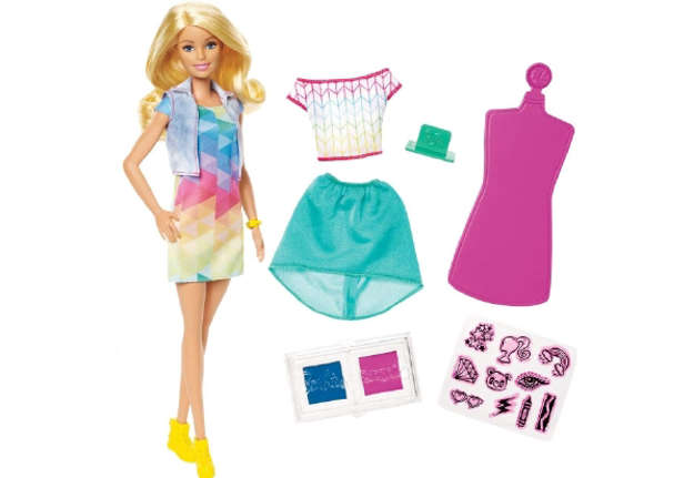 Immagine di Barbie Crayola Fashion