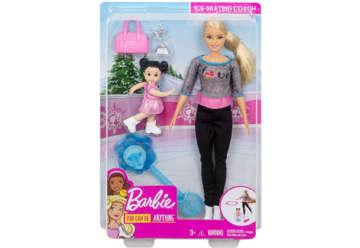 Immagine di Barbie professoressa di pattinaggio