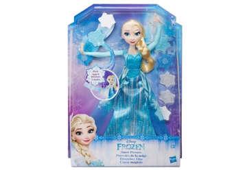 Immagine di Frozen Elsa Lancia Cristalli