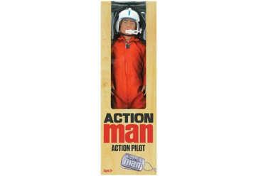 Immagine di Action Man Pilot 30cm