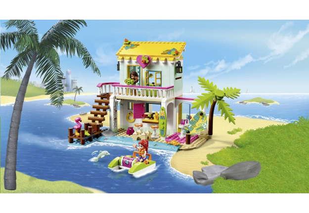 Immagine di Casa sulla spiaggia