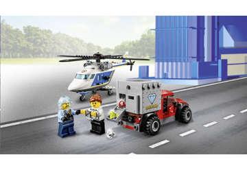 Immagine di Inseguimento sull'Elicottero