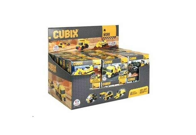 Immagine di Cubix costruzioni mezzi da cantiere