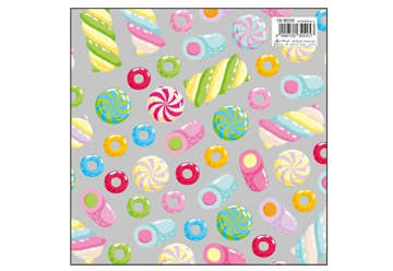 Immagine di Foglio carta regalo 70x100 Party/Kids