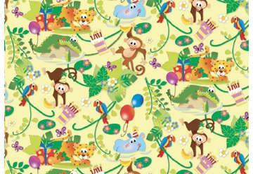Immagine di Foglio carta regalo 70x100 Kids