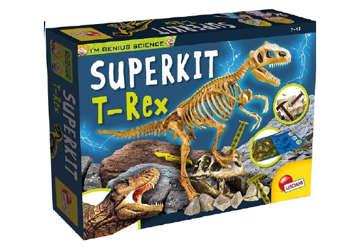 Immagine di I'm a genius - Super kit T-Rex