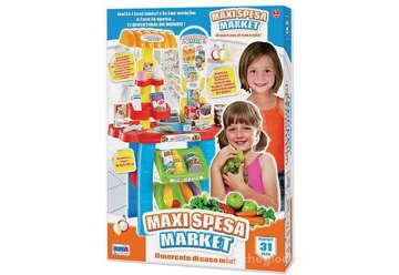 Immagine di Banco Supermercato con 31 accessori