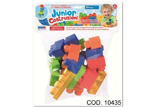 Immagine di Costruzioni Junior 20Pz