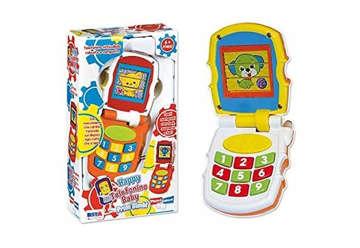 Immagine di Cellulare happy Baby in scatola