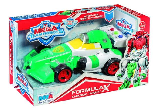 Immagine di Robots Mega Team Formula x