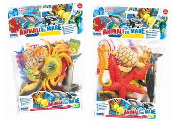 Immagine di Animali del Mare in busta 6Pz
