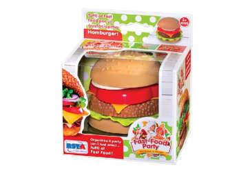 Immagine di Fast Food Hamburger