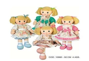 Immagine di Bambola di Pezza 50cm