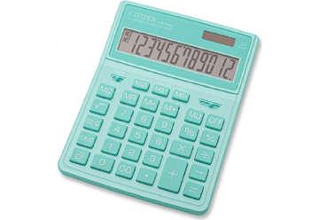Immagine di Calcolatrice da scrivania Celeste 12 cifre