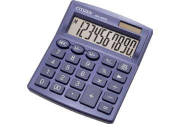 Immagine di Calcolatrice desk digitale 10 cifre BLU