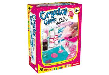 Immagine di Crystal glue Diamond Factory Rosa