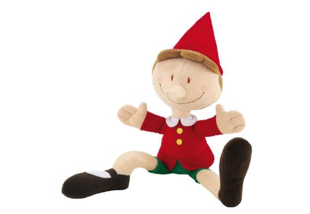 Immagine di Pinocchio Peluche Jumbo
