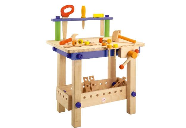 Immagine di Tavolo da lavoro carpentiere