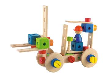 Immagine di Kit costruzioni Camion Pompieri