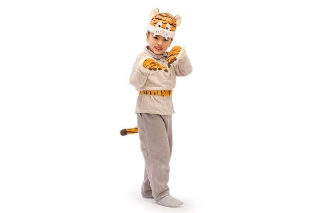 Immagine di Set mascheramento Tigre