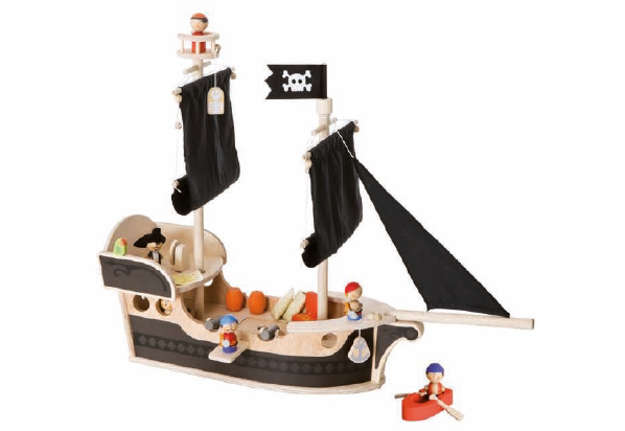 Immagine di Veliero dei pirati
