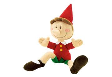 Immagine di Pinocchio Peluche Medium
