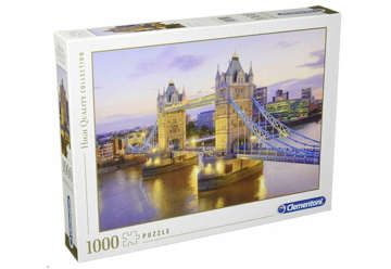 Immagine di Puzzle 1000 pz Tower Bridge