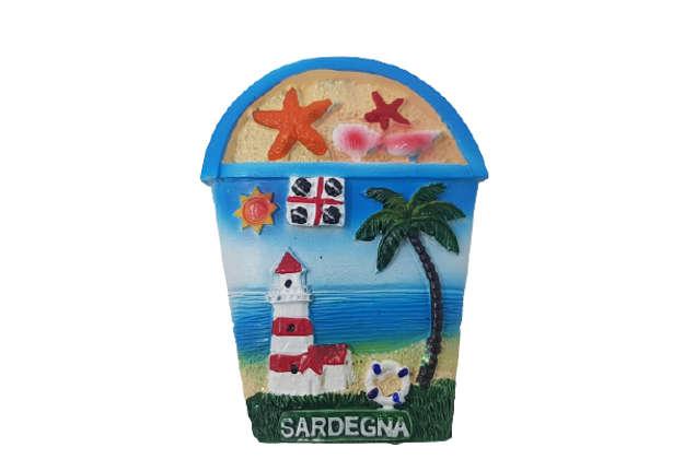 Immagine di Magnete Sardegna mare