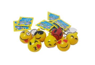 Immagine di Portachiavi con emoticons-emoji