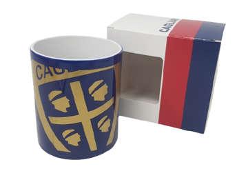 """Immagine di Tazza mug Cagliari Calcio """"Gold Edition"""""""