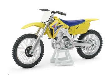 Immagine di Die-cast Japan dirt bike - Suzuki scala 1:18