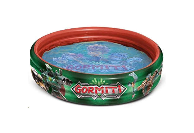 Immagine di Piscina 3 anelli Gormiti 90x23cm