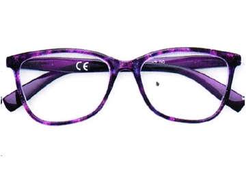 Immagine di Occhiale da lettura Zippo +2.00 viola