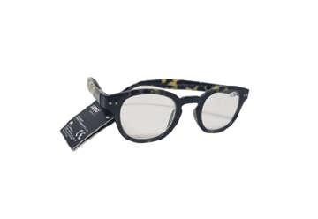 Immagine di Occhiale da lettura Zippo +1.00 nero marmorizzato