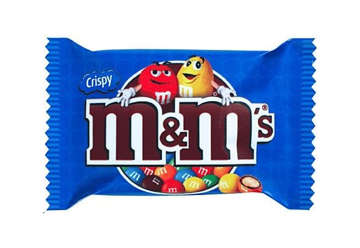 Immagine di M&M'S Crispy 45gr box 24 pezzi
