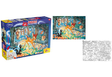 Immagine di Puzzle plus  Bambi 60pz
