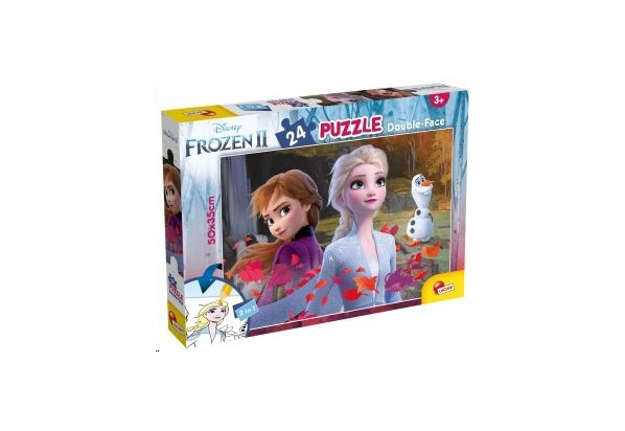 Immagine di Puzzle plus Frozen 24 pz