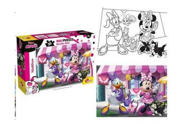 Immagine di Puzzle Minnie maxi 35pz 2 in 1