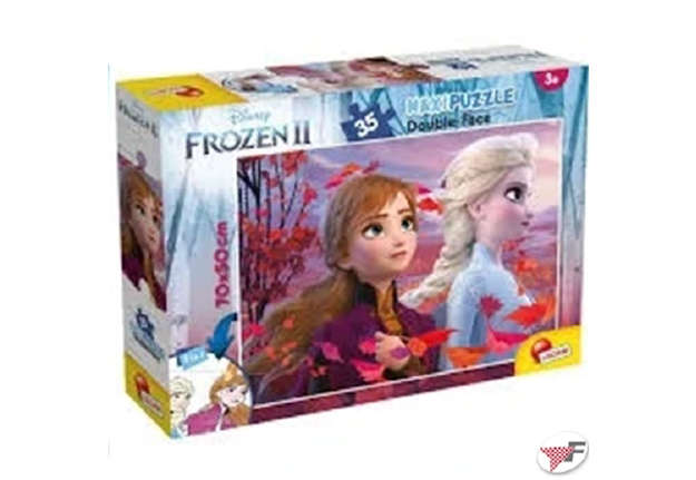 Immagine di Puzzle supermaxi Frozen 35pz