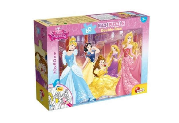 Immagine di Puzzle plus Princess 60pz