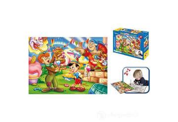 Immagine di Puzzle supermaxi Pinocchio 108pz