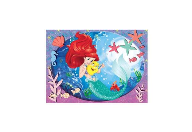 Immagine di Puzzle plus 60pz little Mermaid