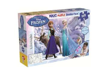 Immagine di Puzzle plus 108PZ  Frozen Elsa e Anna
