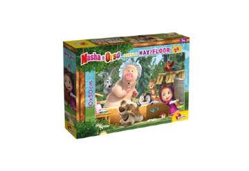 Immagine di Puzzle 24 pz Masha e Orso - una buona giornata