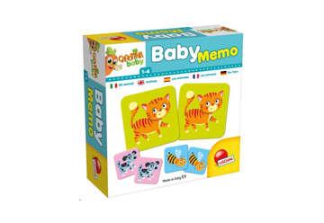 Immagine di Carotina baby memo - animali