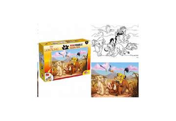 Immagine di Puzzle supermaxi - The Lion King