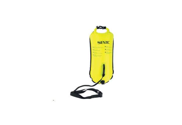 Immagine di Boa nuoto - safe dry giallo 28 litri