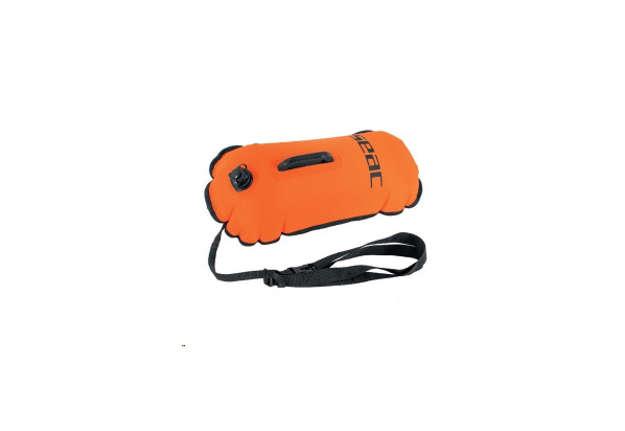 Immagine di Boa nuoto - hidra arancione 20 litri